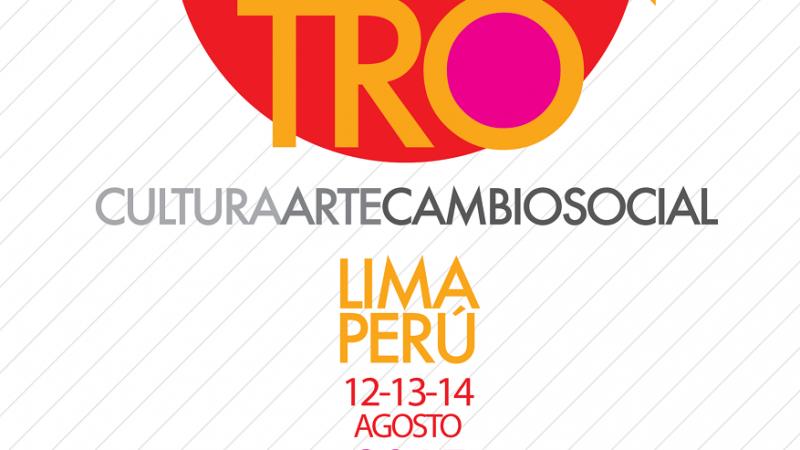 00. Perú: Se realizó en Lima ENCUENTRO sobre Arte, Cultura y Artivismo a favor del Cambio Social