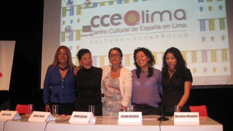 10. Perú: Realizan conversatorio sobre los Derechos Laborales de las personas que ejercen el trabajo sexual