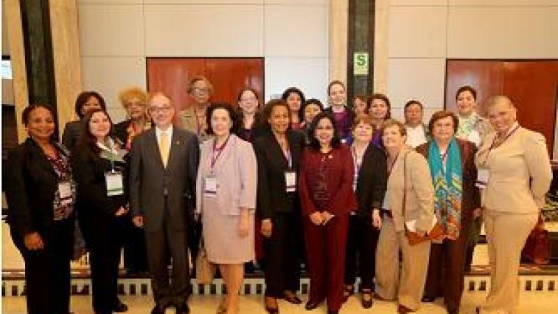 Perú: Expertas en violencia de género dieron inicio a su reunión en Lima