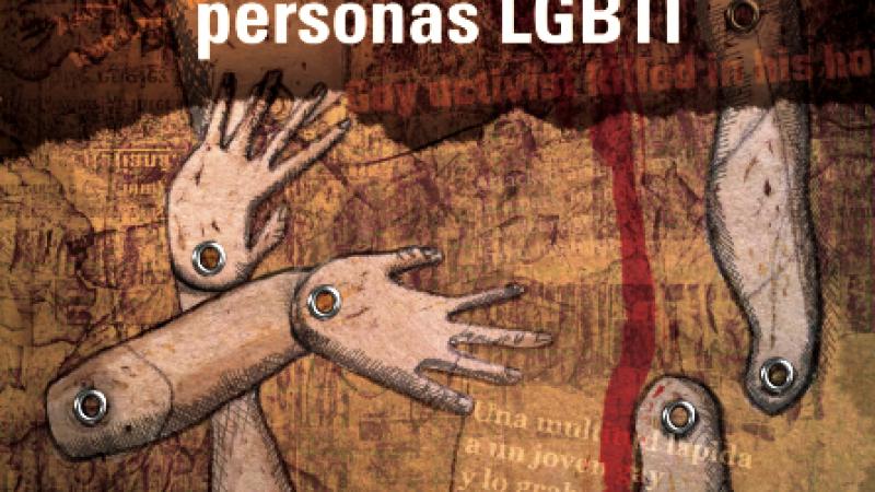 CIDH publica informe sobre violencia contra personas lesbianas, gays, bisexuales, trans e intersex