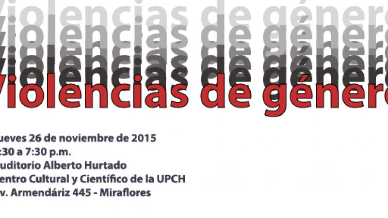 Perú: Se realizó conversatorio sobre violencias de género en el contexto nacional